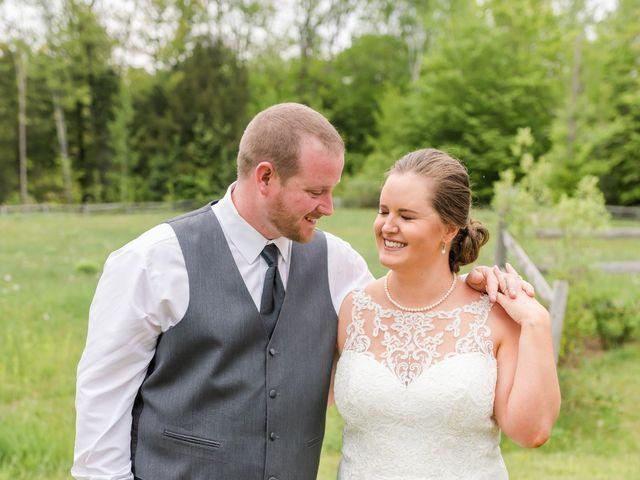 Josh and Karli's Wedding in Wonalancet, New Hampshire 65