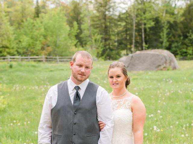 Josh and Karli's Wedding in Wonalancet, New Hampshire 67