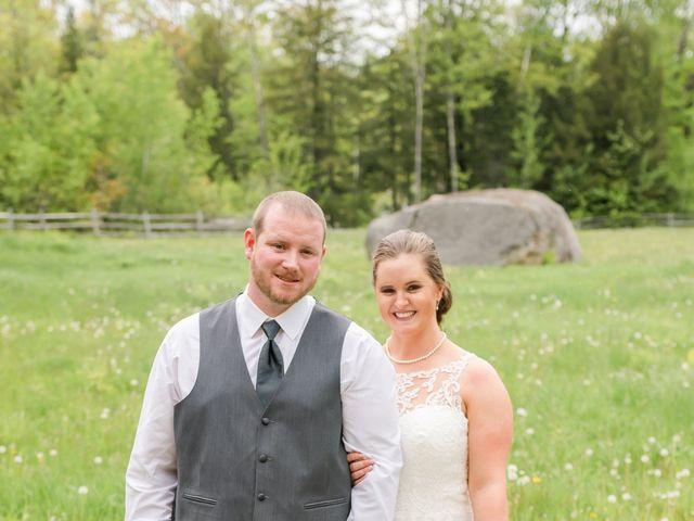 Josh and Karli's Wedding in Wonalancet, New Hampshire 68