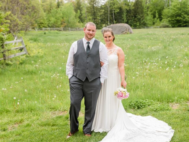 Josh and Karli's Wedding in Wonalancet, New Hampshire 69