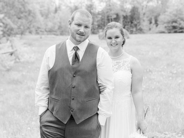 Josh and Karli's Wedding in Wonalancet, New Hampshire 70