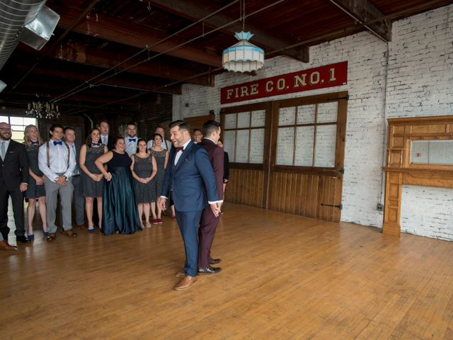 Sean and Alex's Wedding in Chicago, Illinois 1