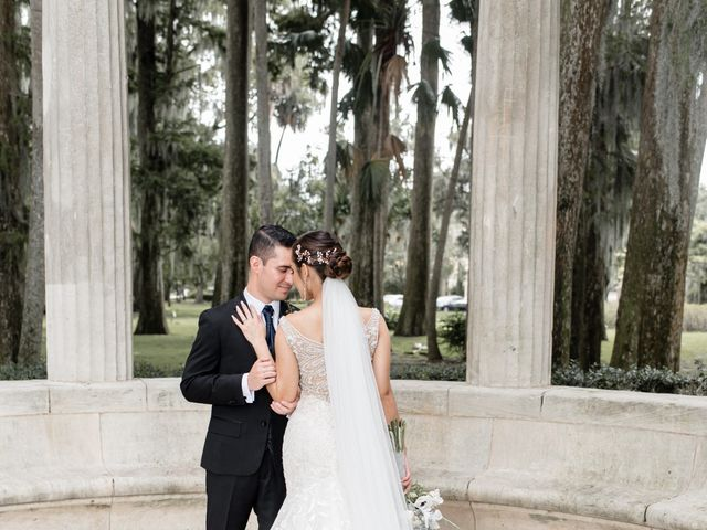 Jose and Diaralis's Wedding in Orlando, Florida 1