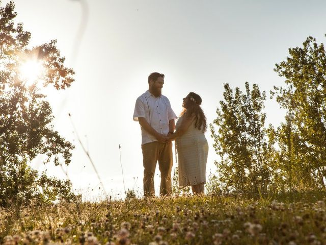 The wedding of Becca and Emiliano