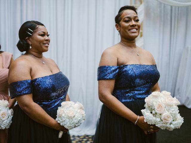 Eden and Kwazi's Wedding in Washington, District of Columbia 9