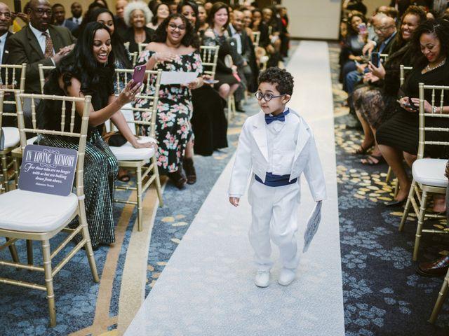 Eden and Kwazi's Wedding in Washington, District of Columbia 10