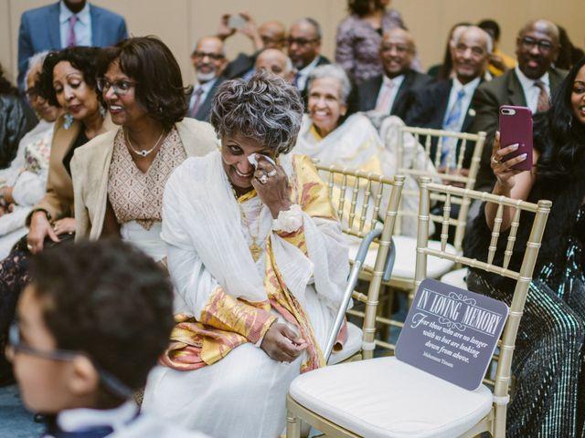 Eden and Kwazi's Wedding in Washington, District of Columbia 12