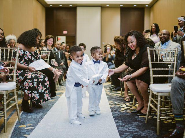 Eden and Kwazi's Wedding in Washington, District of Columbia 13
