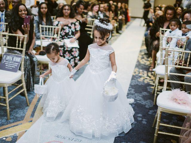 Eden and Kwazi's Wedding in Washington, District of Columbia 15