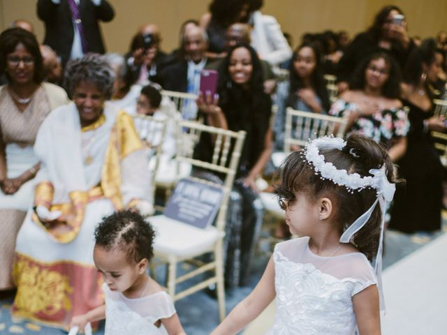 Eden and Kwazi's Wedding in Washington, District of Columbia 16