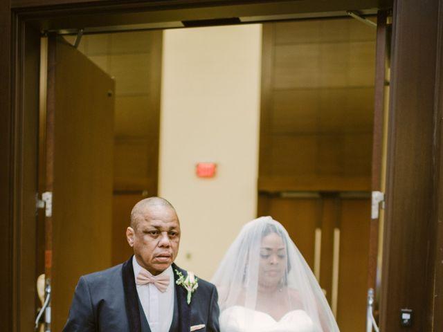Eden and Kwazi's Wedding in Washington, District of Columbia 17