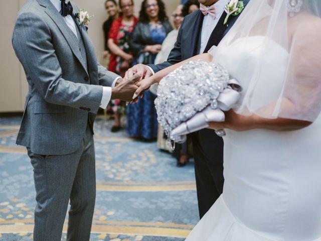 Eden and Kwazi's Wedding in Washington, District of Columbia 20