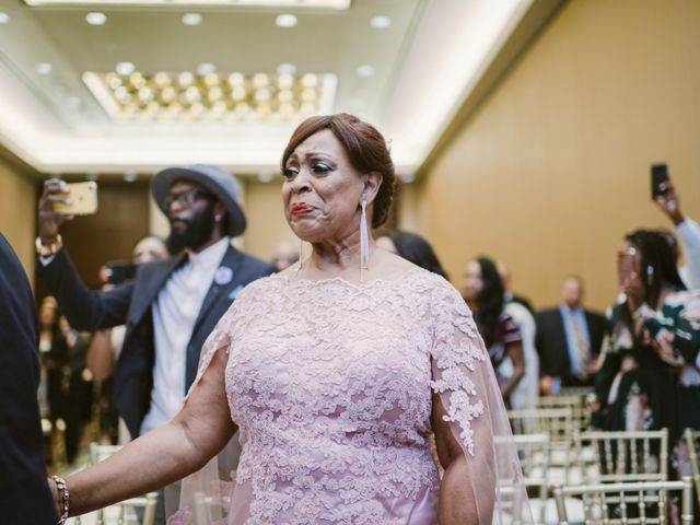 Eden and Kwazi's Wedding in Washington, District of Columbia 21