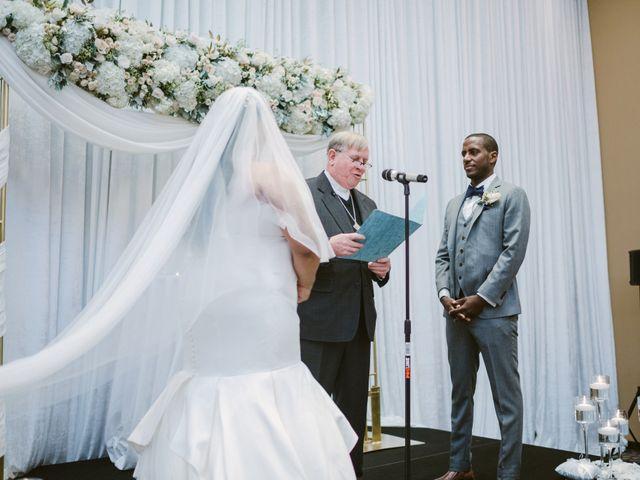 Eden and Kwazi's Wedding in Washington, District of Columbia 22