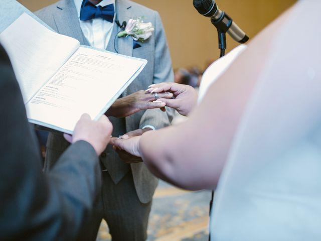 Eden and Kwazi's Wedding in Washington, District of Columbia 25