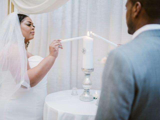 Eden and Kwazi's Wedding in Washington, District of Columbia 26