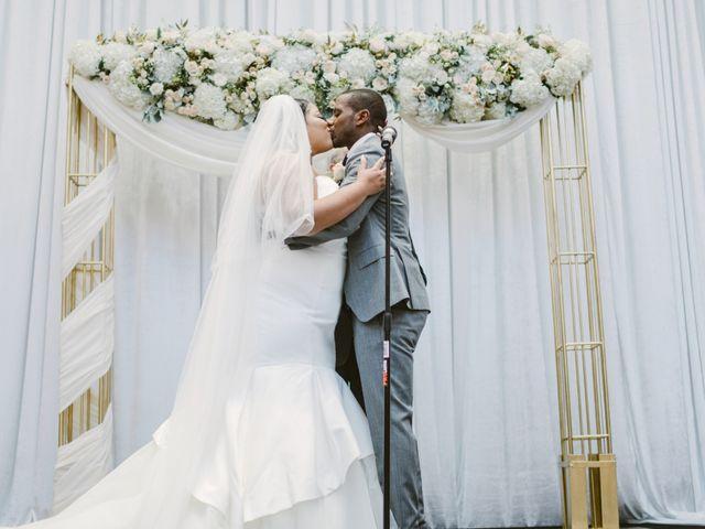 Eden and Kwazi's Wedding in Washington, District of Columbia 27