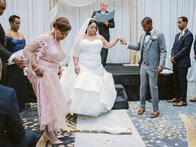 Eden and Kwazi's Wedding in Washington, District of Columbia 28