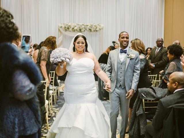 Eden and Kwazi's Wedding in Washington, District of Columbia 30