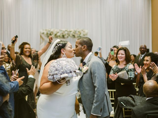 Eden and Kwazi's Wedding in Washington, District of Columbia 31