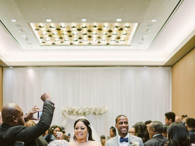 Eden and Kwazi's Wedding in Washington, District of Columbia 32