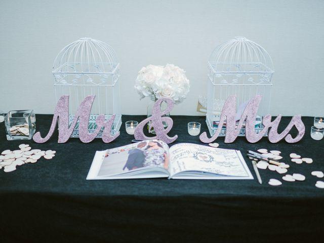 Eden and Kwazi's Wedding in Washington, District of Columbia 33