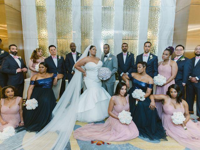 Eden and Kwazi's Wedding in Washington, District of Columbia 1
