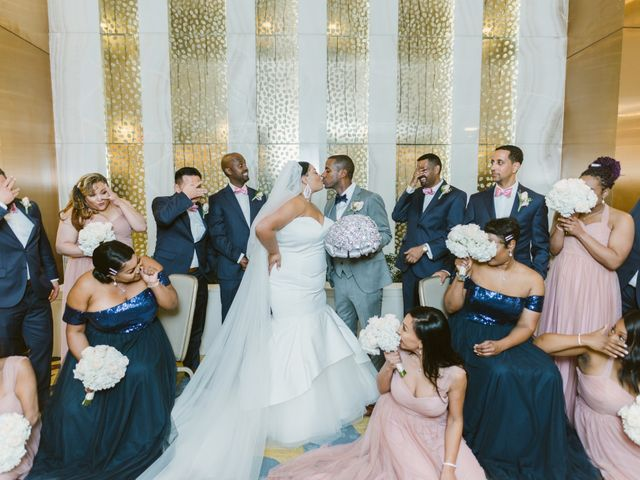 Eden and Kwazi's Wedding in Washington, District of Columbia 35