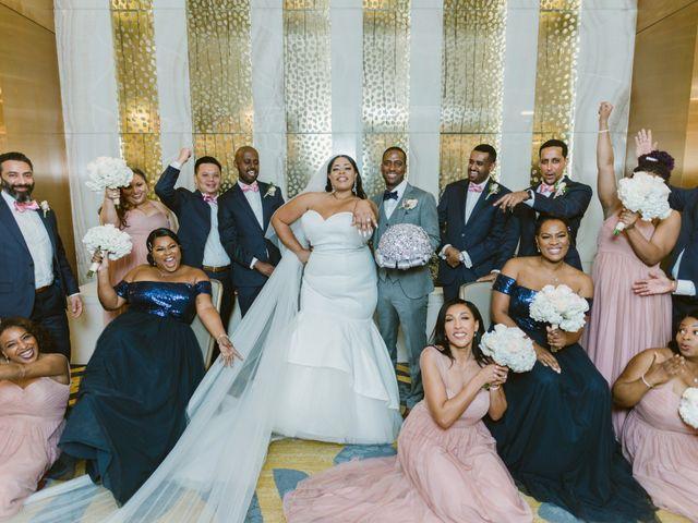Eden and Kwazi's Wedding in Washington, District of Columbia 36