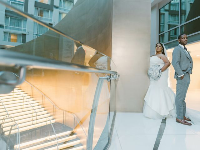 Eden and Kwazi's Wedding in Washington, District of Columbia 38