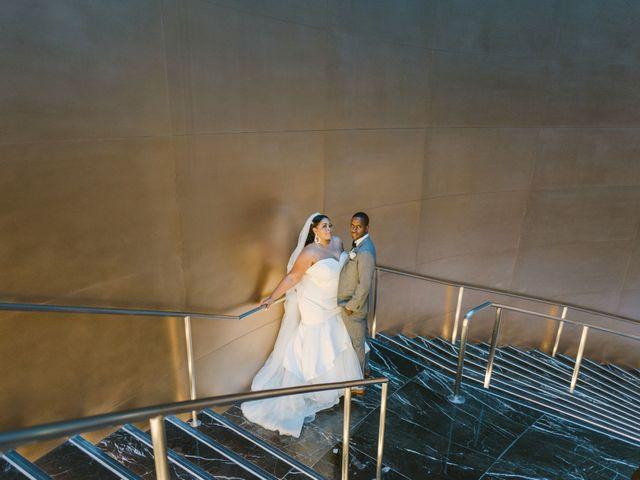 Eden and Kwazi's Wedding in Washington, District of Columbia 39