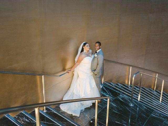 Eden and Kwazi's Wedding in Washington, District of Columbia 40