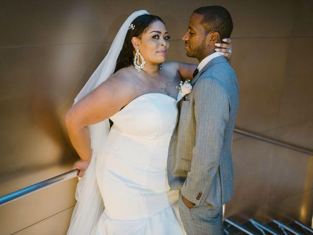Eden and Kwazi's Wedding in Washington, District of Columbia 44