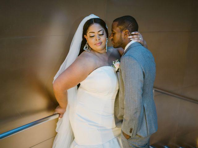 Eden and Kwazi's Wedding in Washington, District of Columbia 45