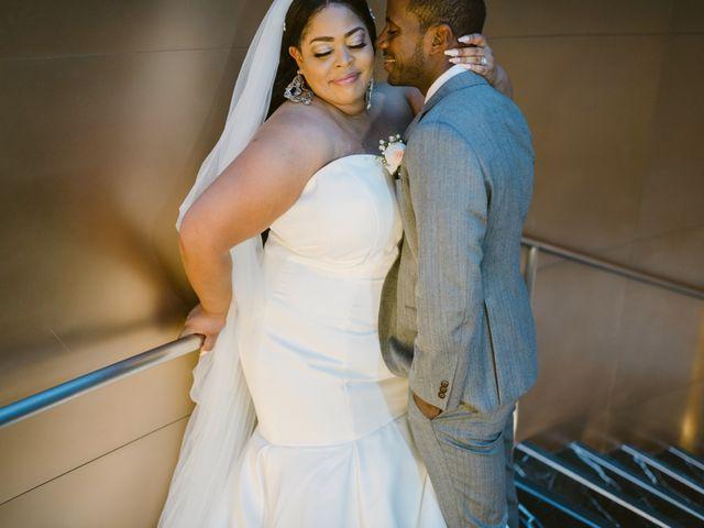 Eden and Kwazi's Wedding in Washington, District of Columbia 46