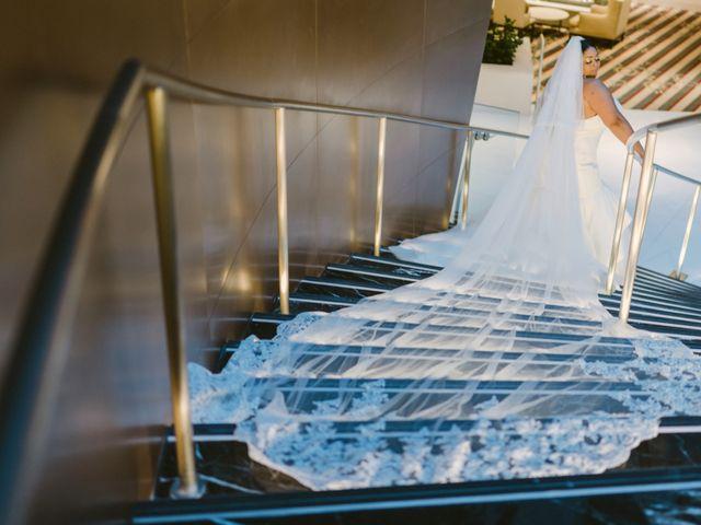 Eden and Kwazi's Wedding in Washington, District of Columbia 48