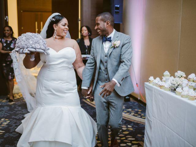 Eden and Kwazi's Wedding in Washington, District of Columbia 53