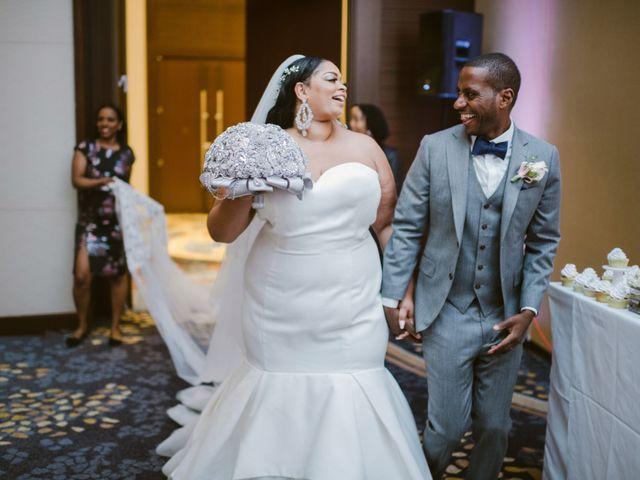 Eden and Kwazi's Wedding in Washington, District of Columbia 54
