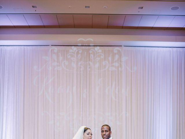 Eden and Kwazi's Wedding in Washington, District of Columbia 55
