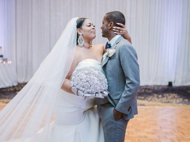 Eden and Kwazi's Wedding in Washington, District of Columbia 56