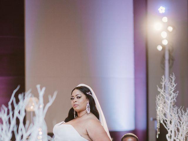 Eden and Kwazi's Wedding in Washington, District of Columbia 58