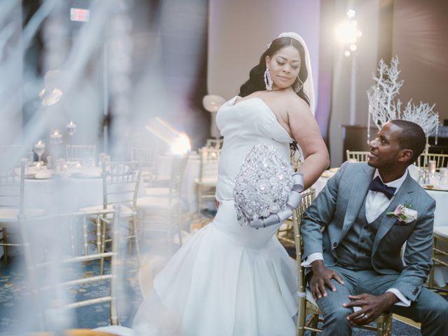 Eden and Kwazi's Wedding in Washington, District of Columbia 59