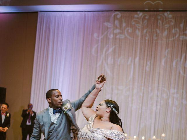 Eden and Kwazi's Wedding in Washington, District of Columbia 69