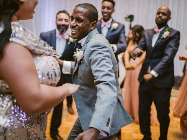 Eden and Kwazi's Wedding in Washington, District of Columbia 70
