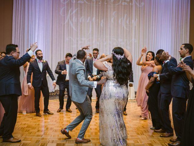 Eden and Kwazi's Wedding in Washington, District of Columbia 71