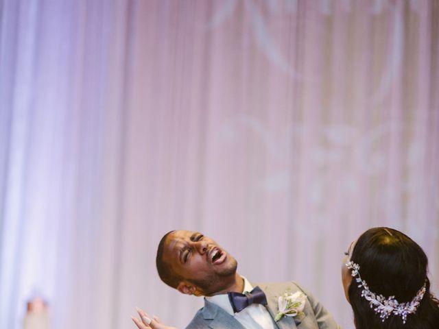 Eden and Kwazi's Wedding in Washington, District of Columbia 74