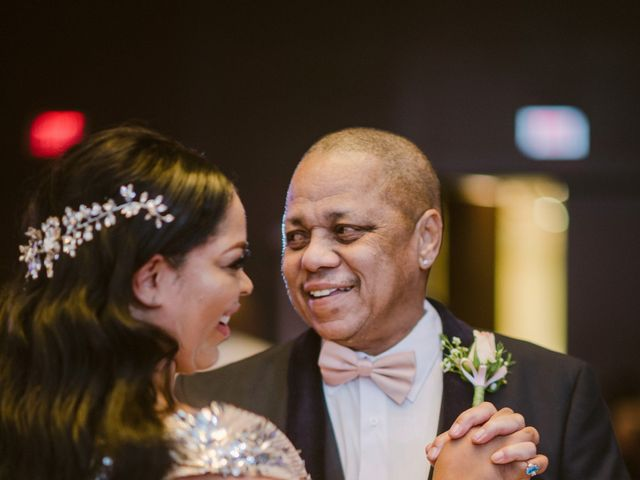 Eden and Kwazi's Wedding in Washington, District of Columbia 75