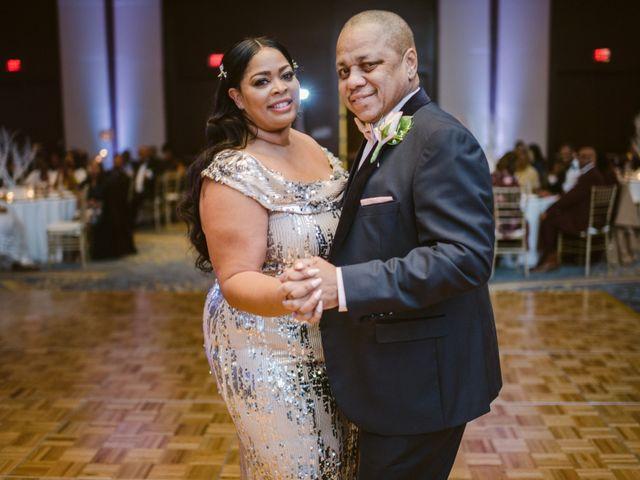 Eden and Kwazi's Wedding in Washington, District of Columbia 76