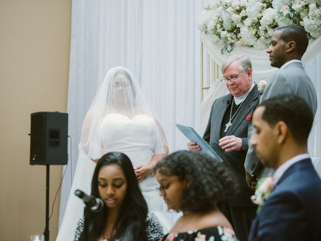 Eden and Kwazi's Wedding in Washington, District of Columbia 83