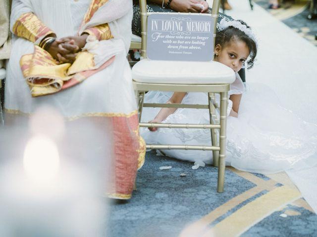 Eden and Kwazi's Wedding in Washington, District of Columbia 84